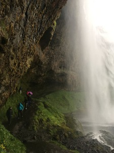 cascata di Seljalandsfoss pic