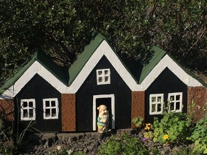 case per gli elfi islanda